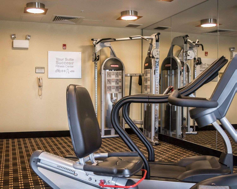Fitness/ Exercise Room - Comfort Suites Vero Beach