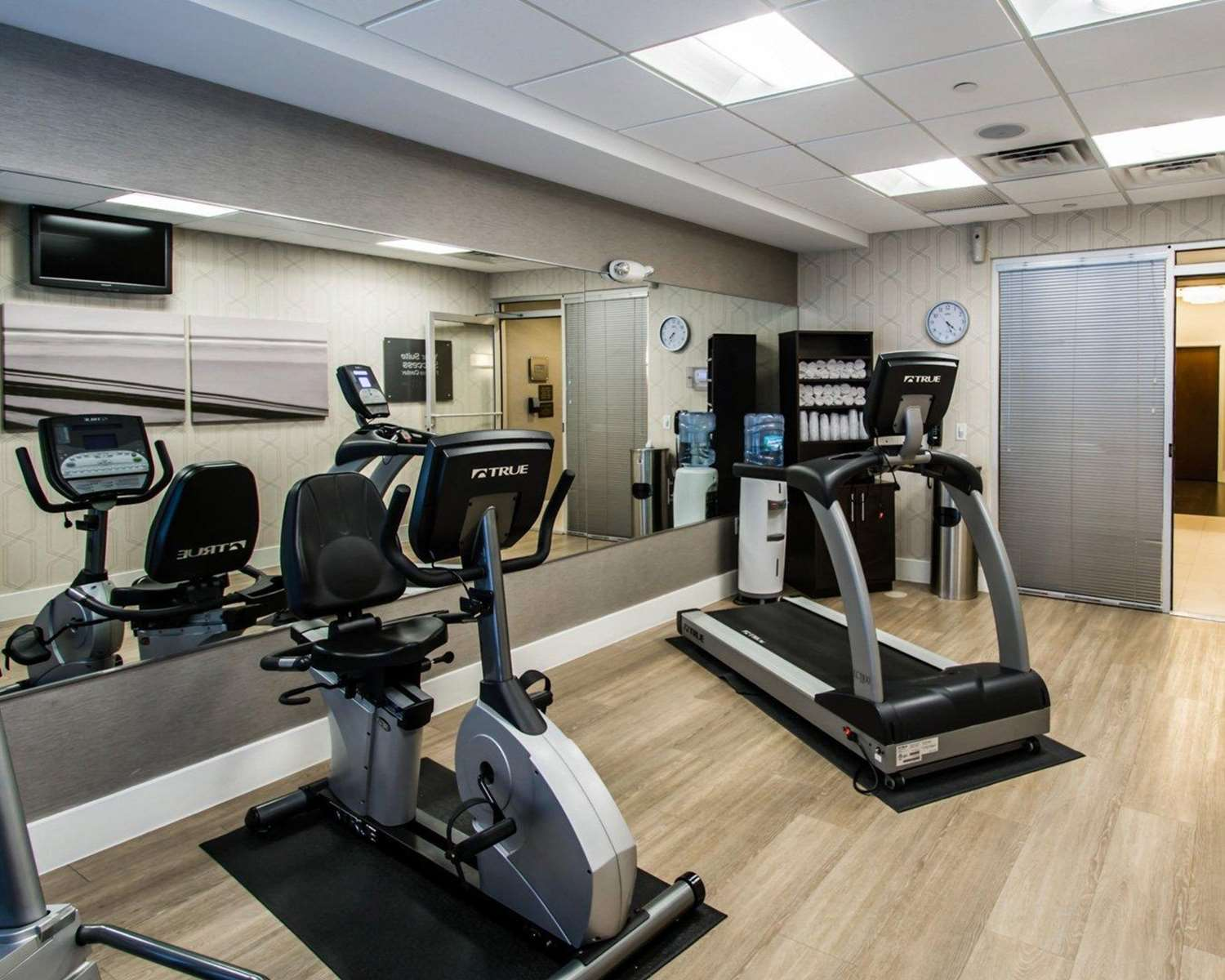 Fitness/ Exercise Room - Comfort Suites Airport North Miami Springs