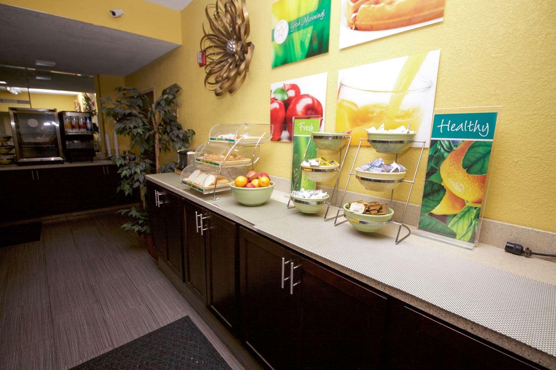 Restaurant - Quality Inn Orange Park Jacksonville