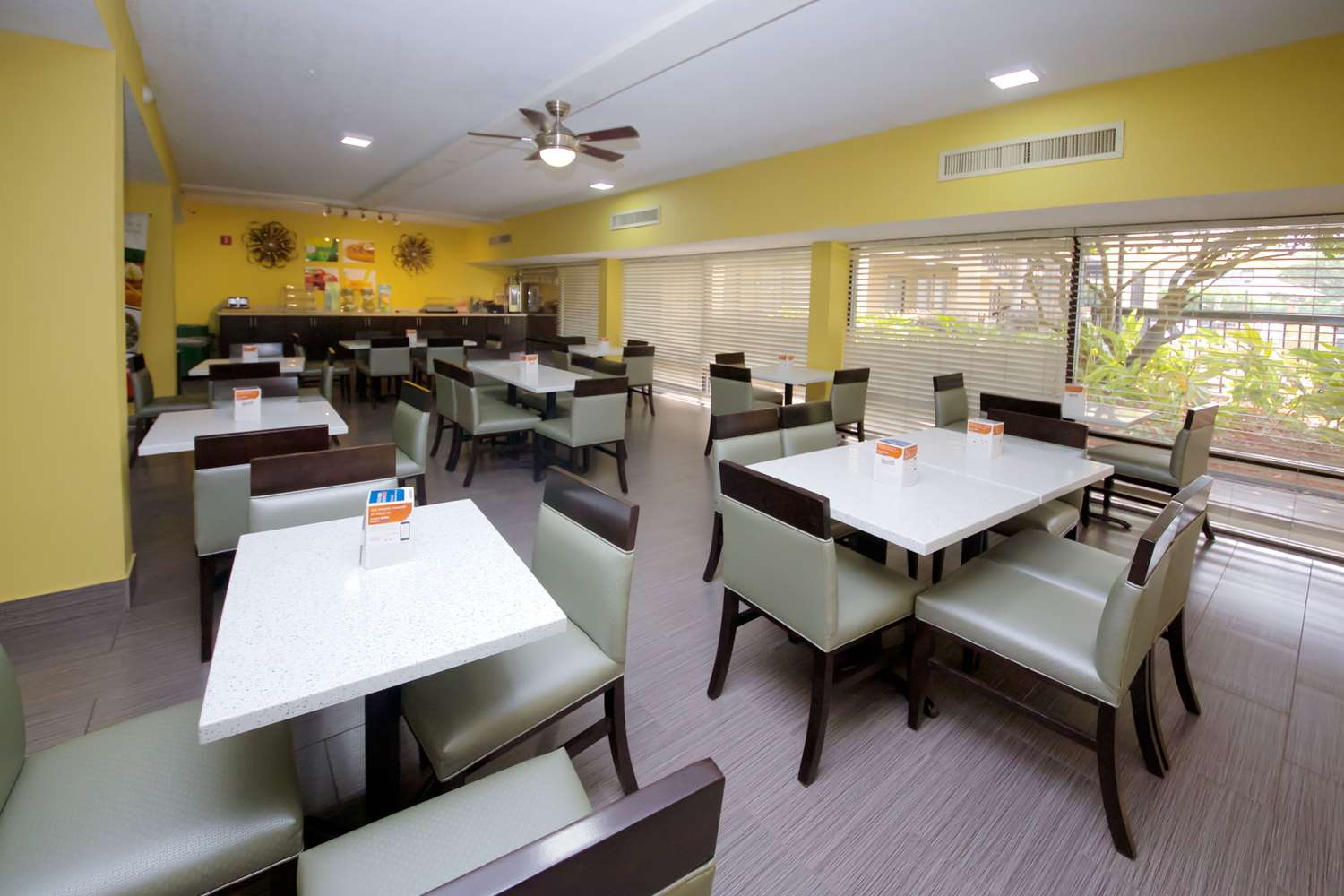 Restaurant - Quality Inn Orange Park Jacksonville