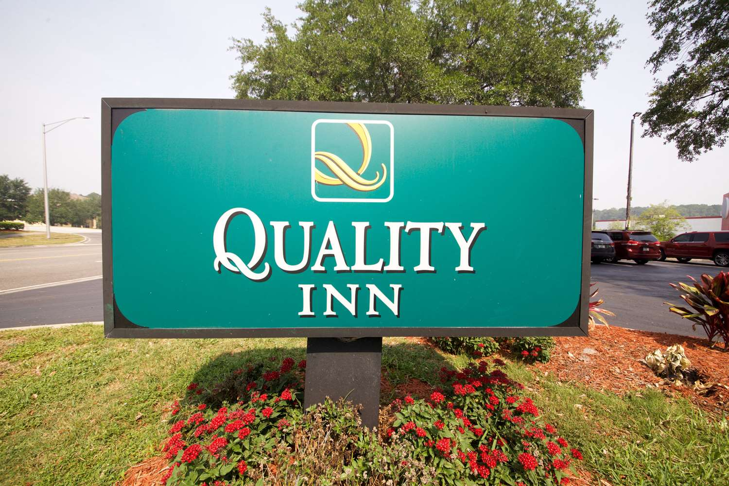 Exterior view - Quality Inn Orange Park Jacksonville