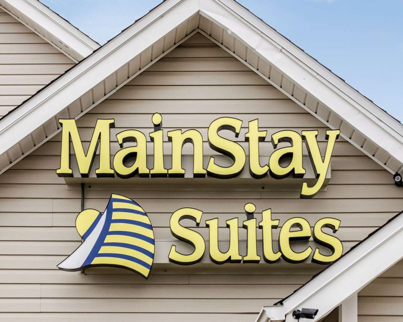 Exterior view - MainStay Suites Pensacola