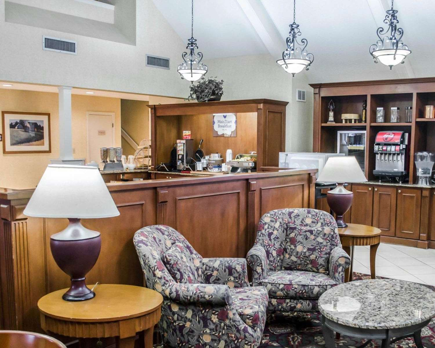 Lobby - MainStay Suites Pensacola