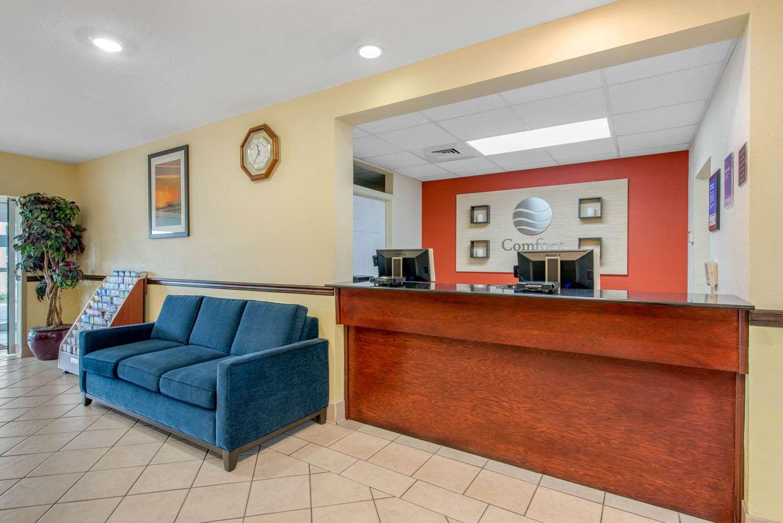 Lobby - Comfort Inn East Maingate Kissimmee