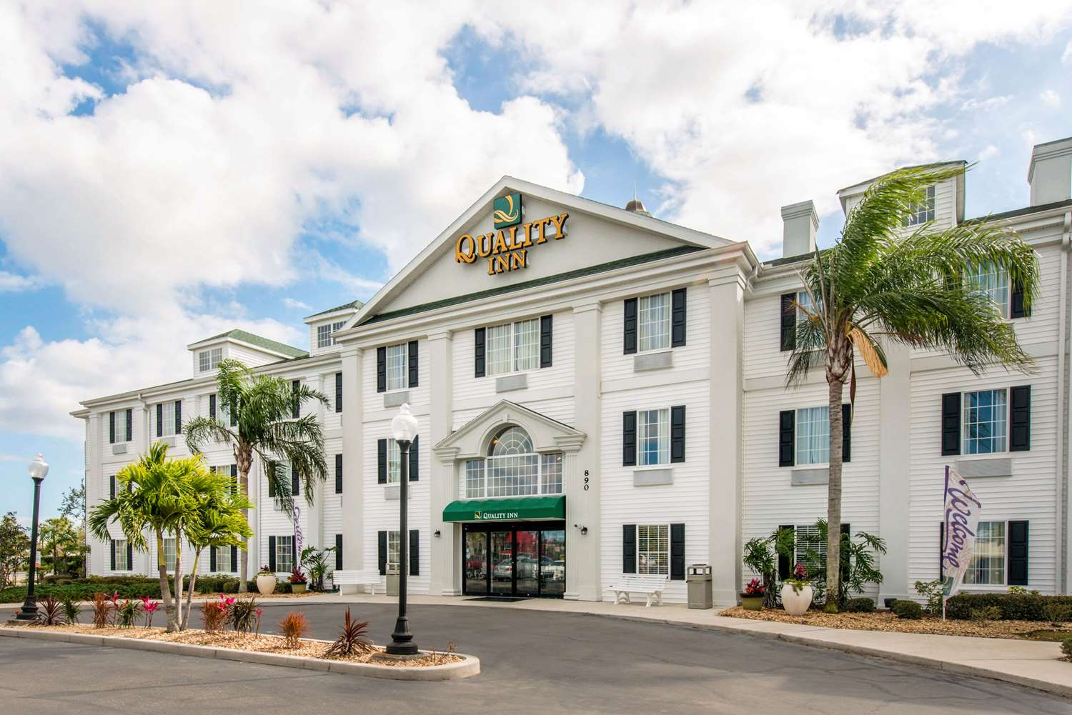 Exterior view - Quality Inn Palm Bay
