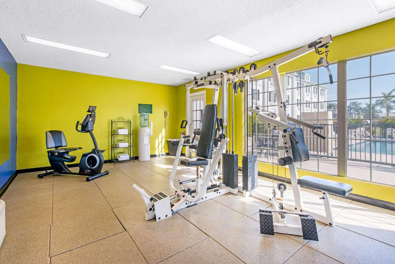 Fitness/ Exercise Room - Quality Inn Palm Bay