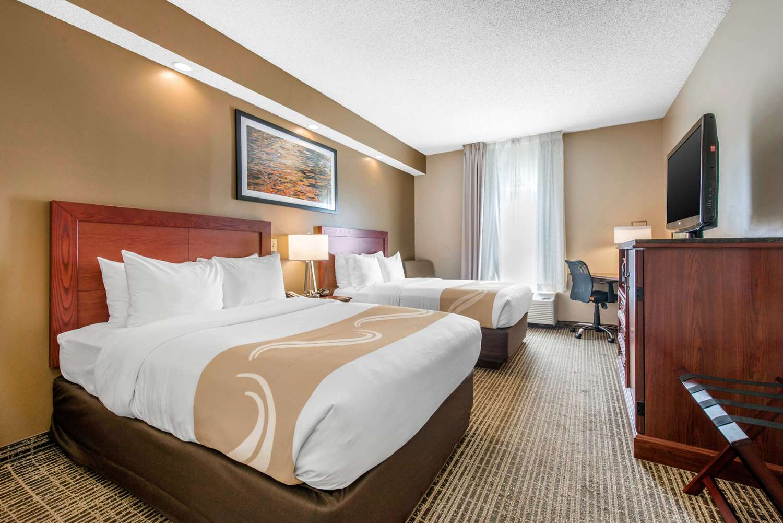 Room - Quality Inn Palm Bay