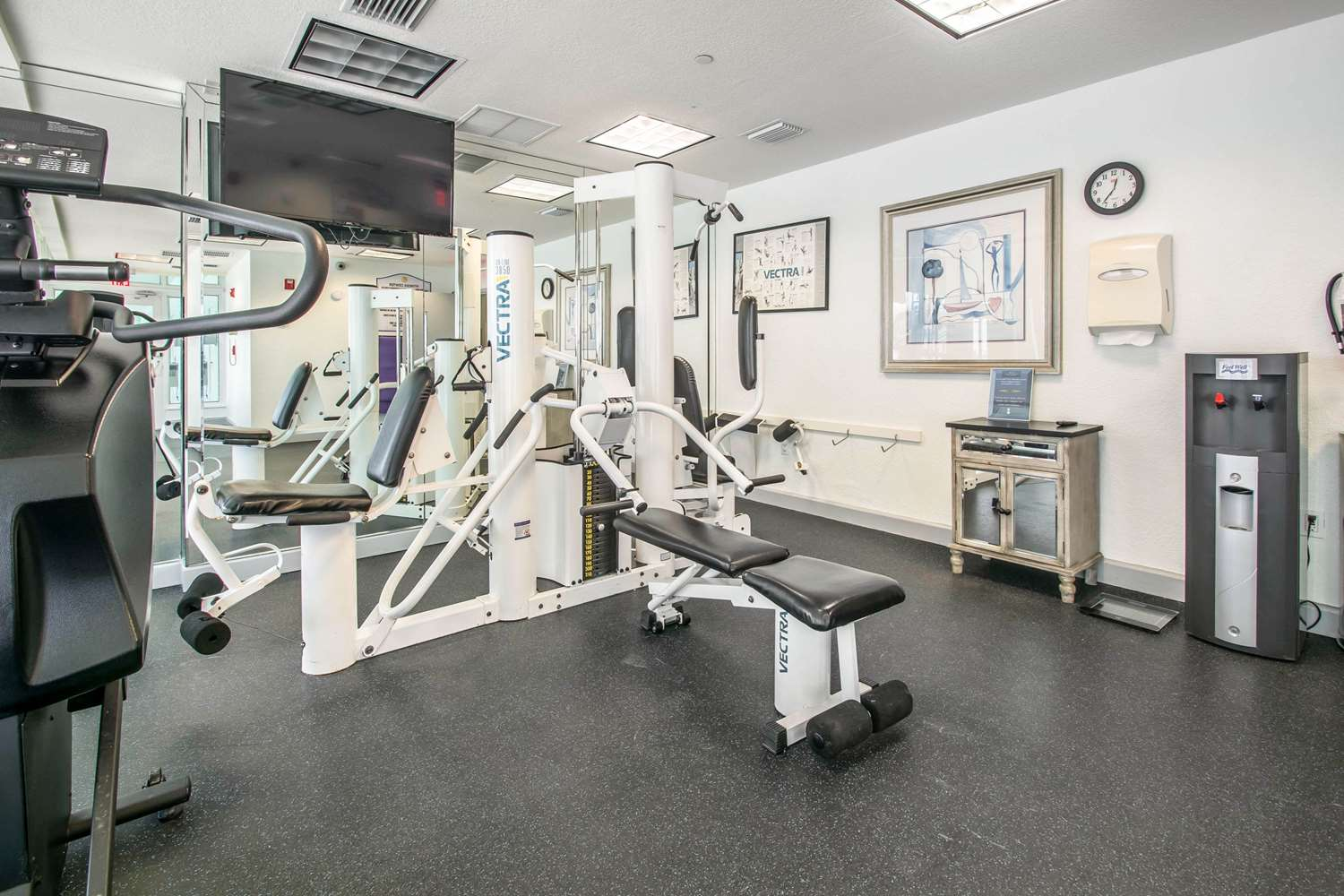 Fitness/ Exercise Room - Solara Surfside Resort by Bluegreen Vacations
