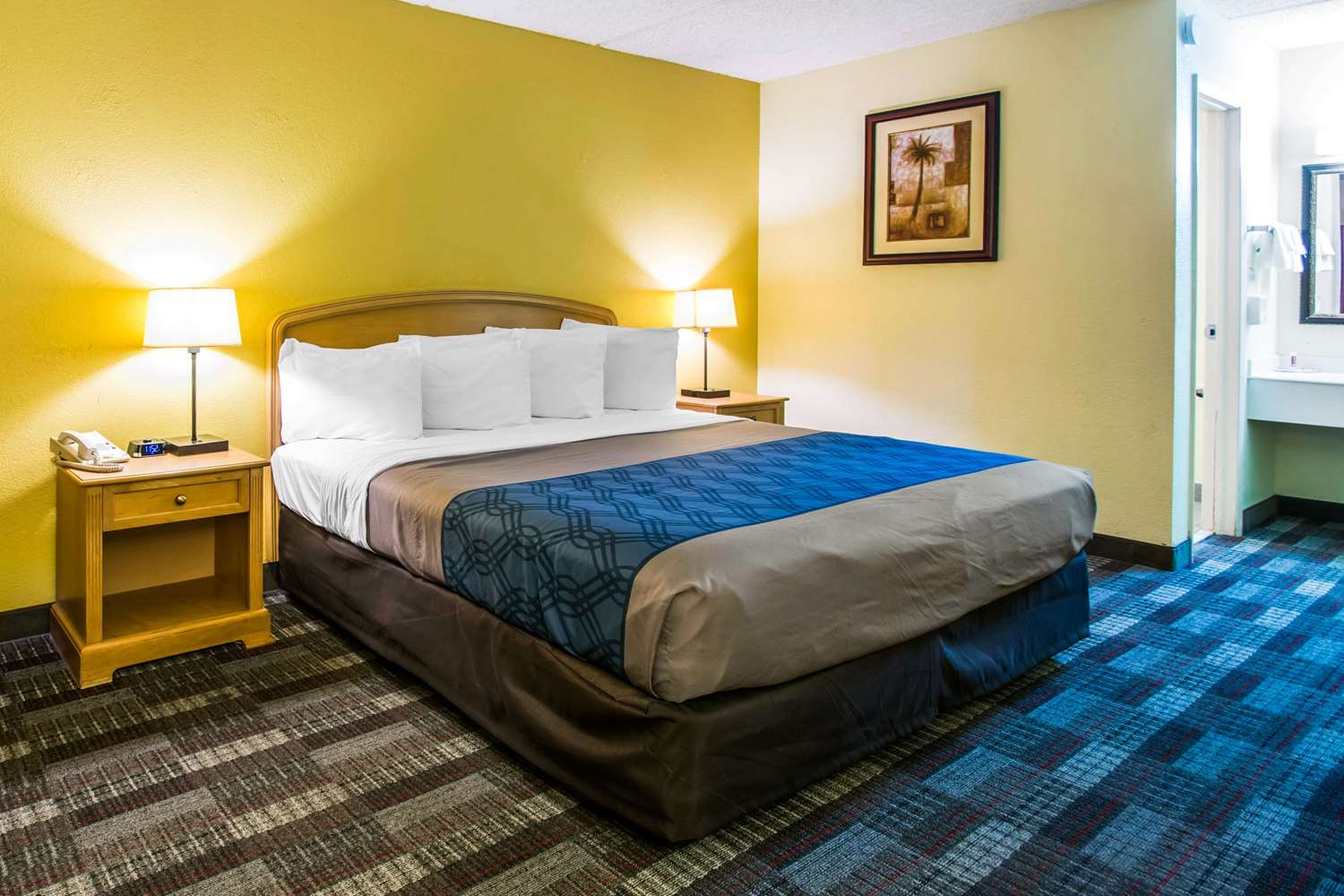 Room - Econo Lodge Airport Jacksonville