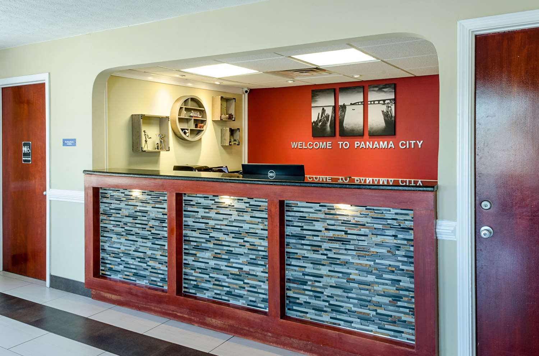 Lobby - Rodeway Inn Panama City
