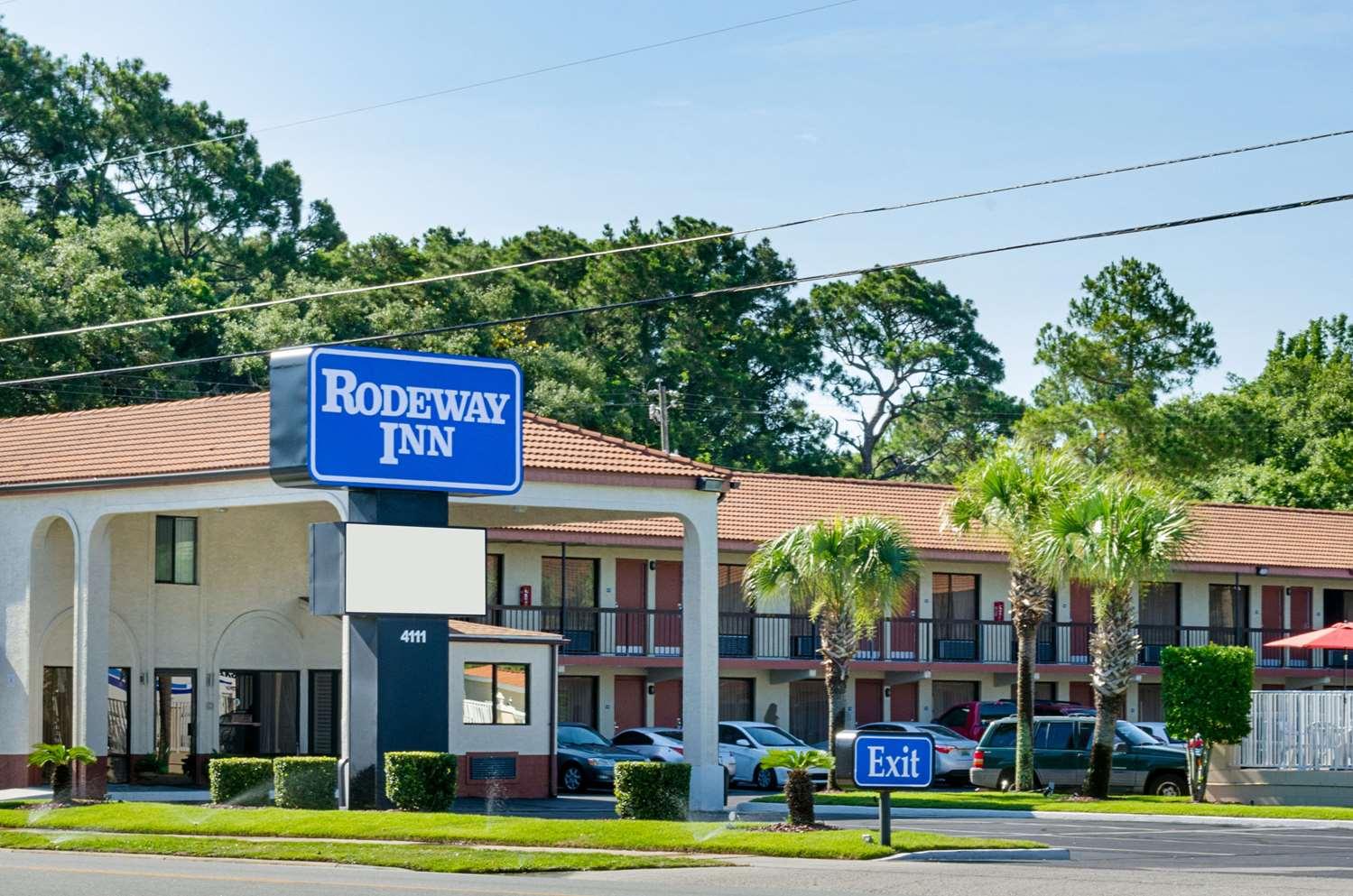Exterior view - Rodeway Inn Panama City