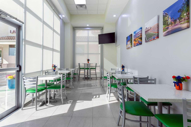 Restaurant - Quality Inn I-75 Gainesville