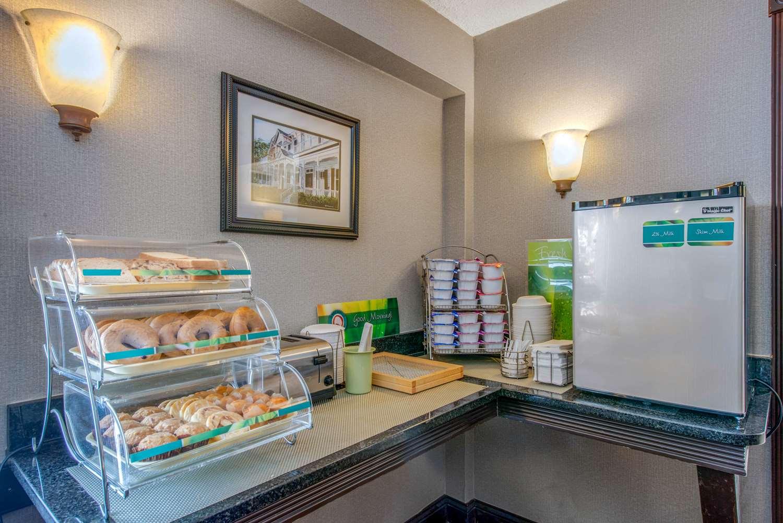 Restaurant - Quality Inn Historic District Savannah