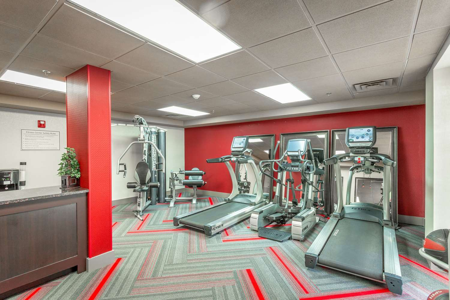 Fitness/ Exercise Room - Inn at the Peachtrees Atlanta