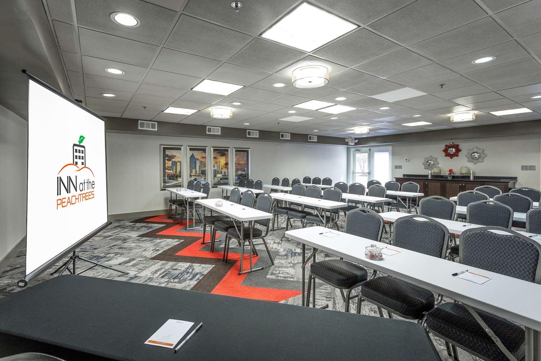 Meeting Facilities - Inn at the Peachtrees Atlanta
