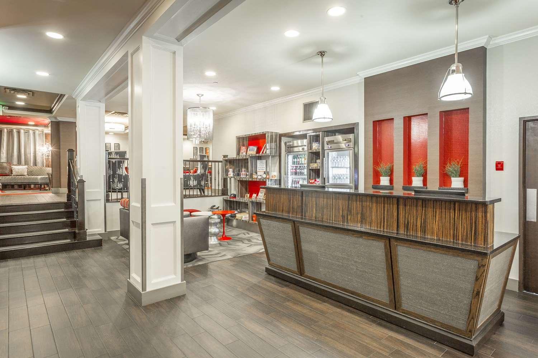 Lobby - Inn at the Peachtrees Atlanta