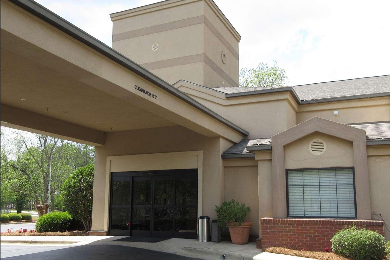 Exterior view - Econo Lodge Albany
