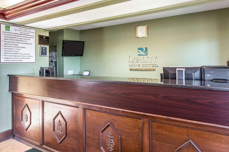 Quality Inn & Suites Macon, GA - See Discounts