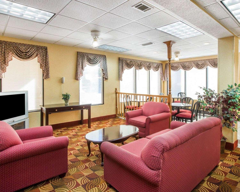 Lobby - Quality Inn Jefferson