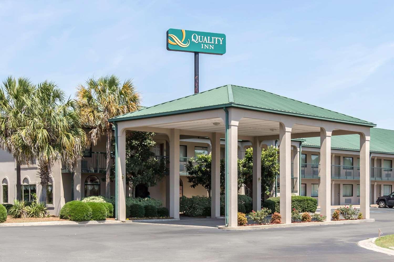 Exterior view - Quality Inn Cordele