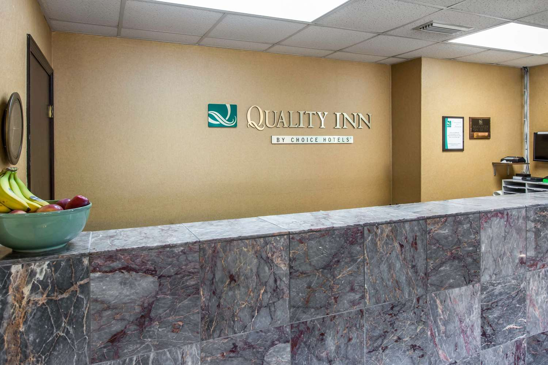 Lobby - Quality Inn Cordele