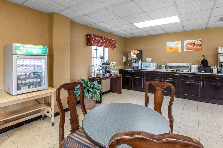Restaurant - Quality Inn Cordele