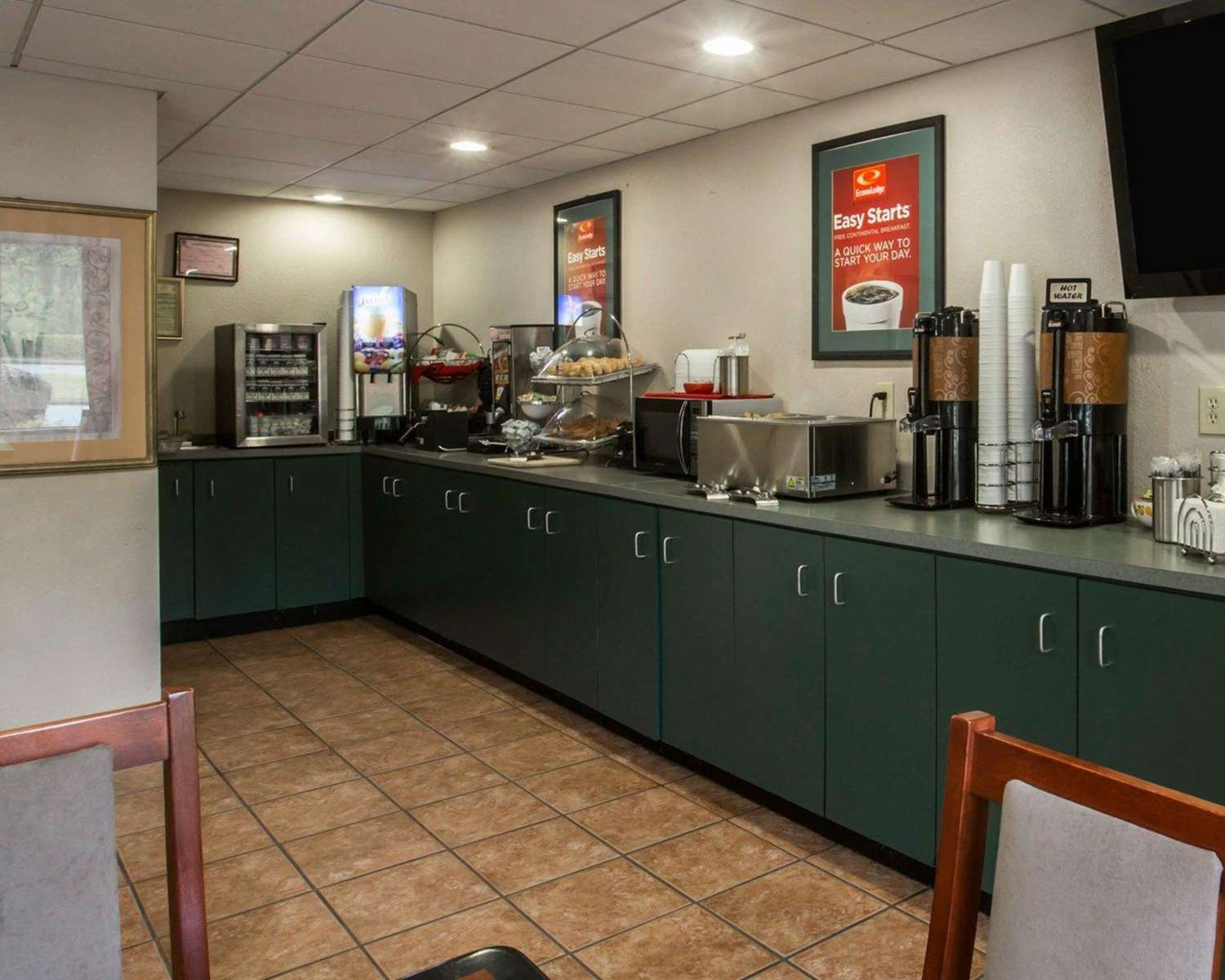 Restaurant - Econo Lodge Fort Benning Columbus