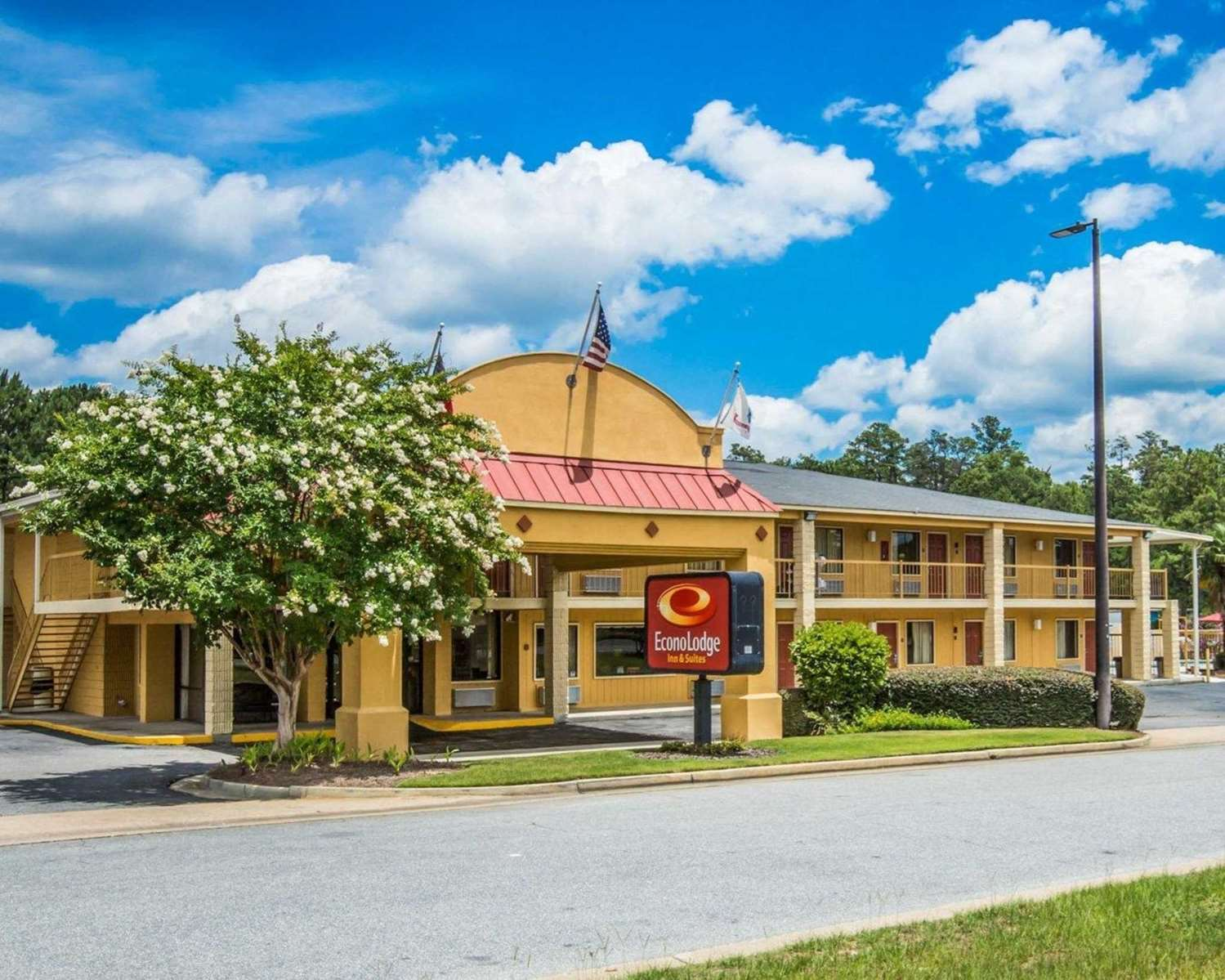 Exterior view - Econo Lodge Fort Benning Columbus