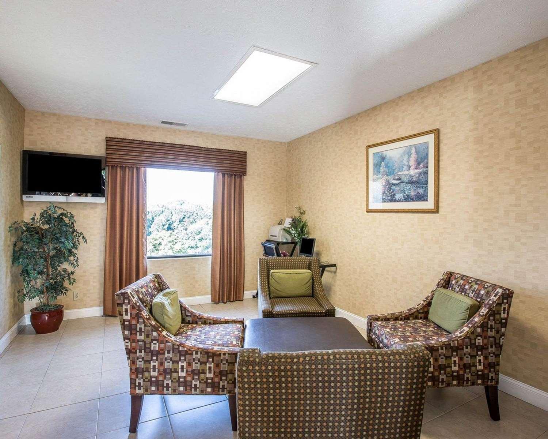 Lobby - Quality Inn Dahlonega