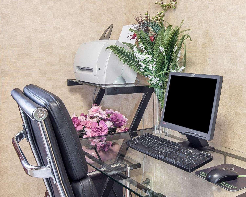 Conference Area - Quality Inn Dahlonega