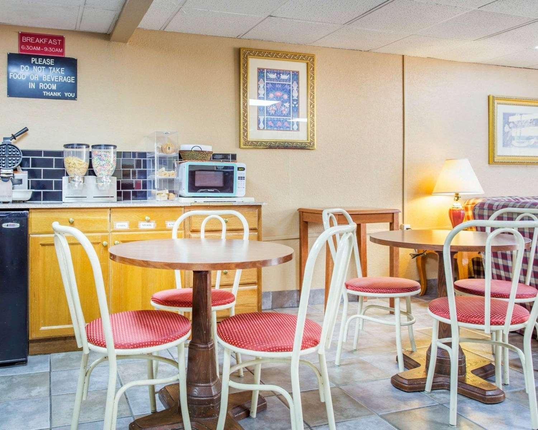 Restaurant - Rodeway Inn Stone Mountain Tucker