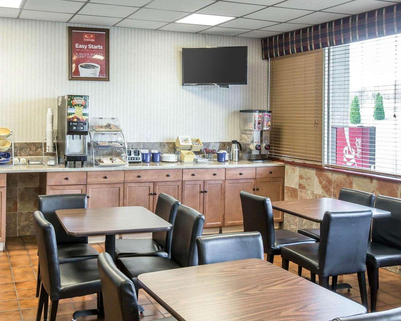 Restaurant - Econo Lodge Calhoun