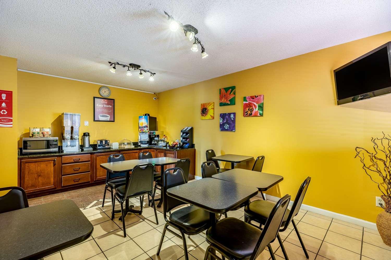Restaurant - Econo Lodge Kingsland