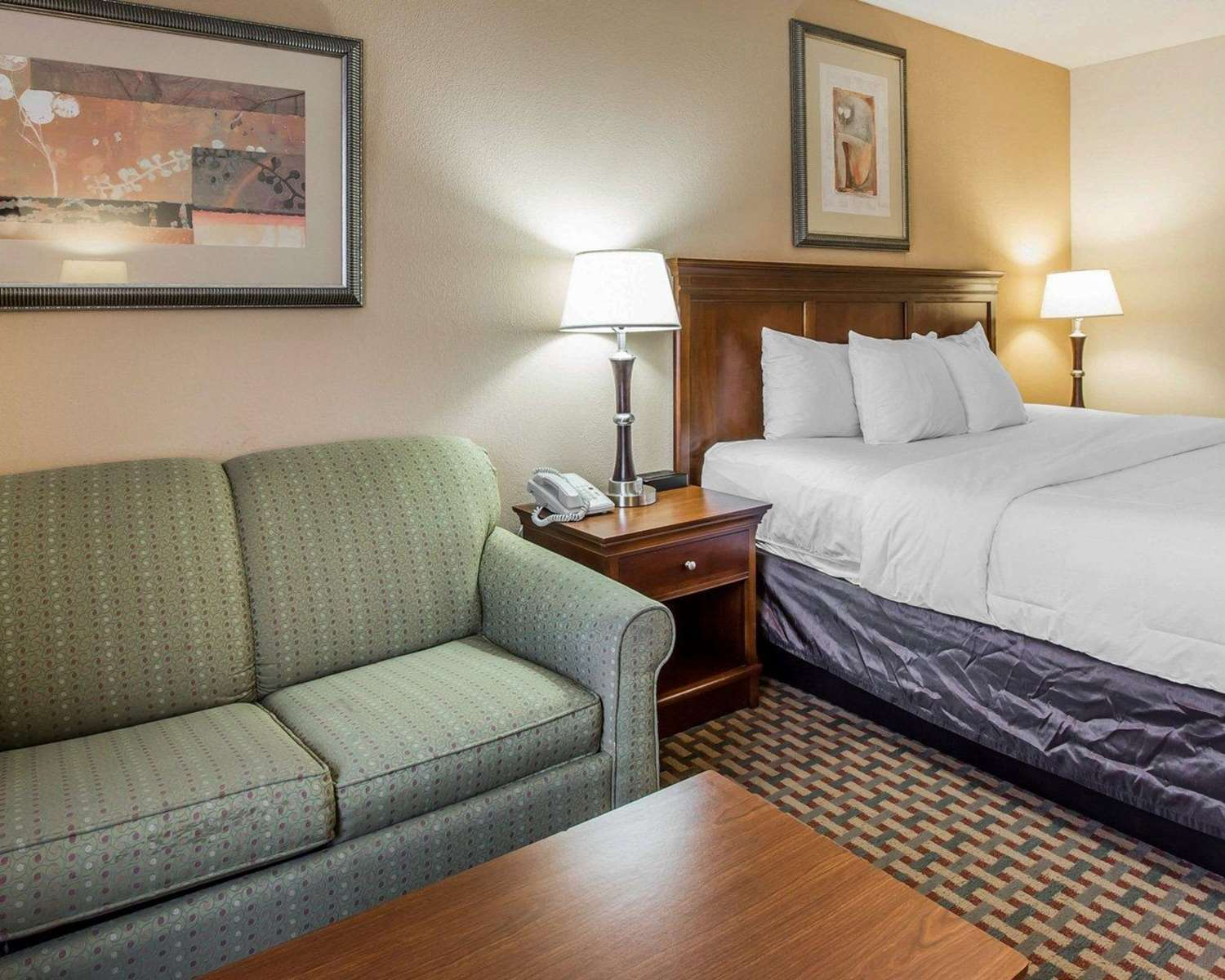 Suite - Quality Inn & Suites Dawsonville