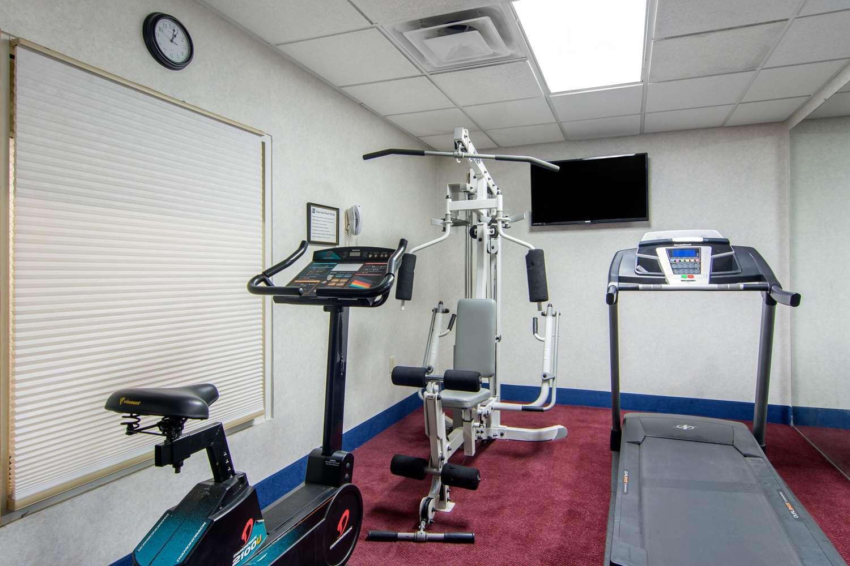 Fitness/ Exercise Room - Quality Inn Union City