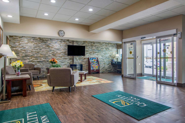 Lobby - Quality Inn Union City