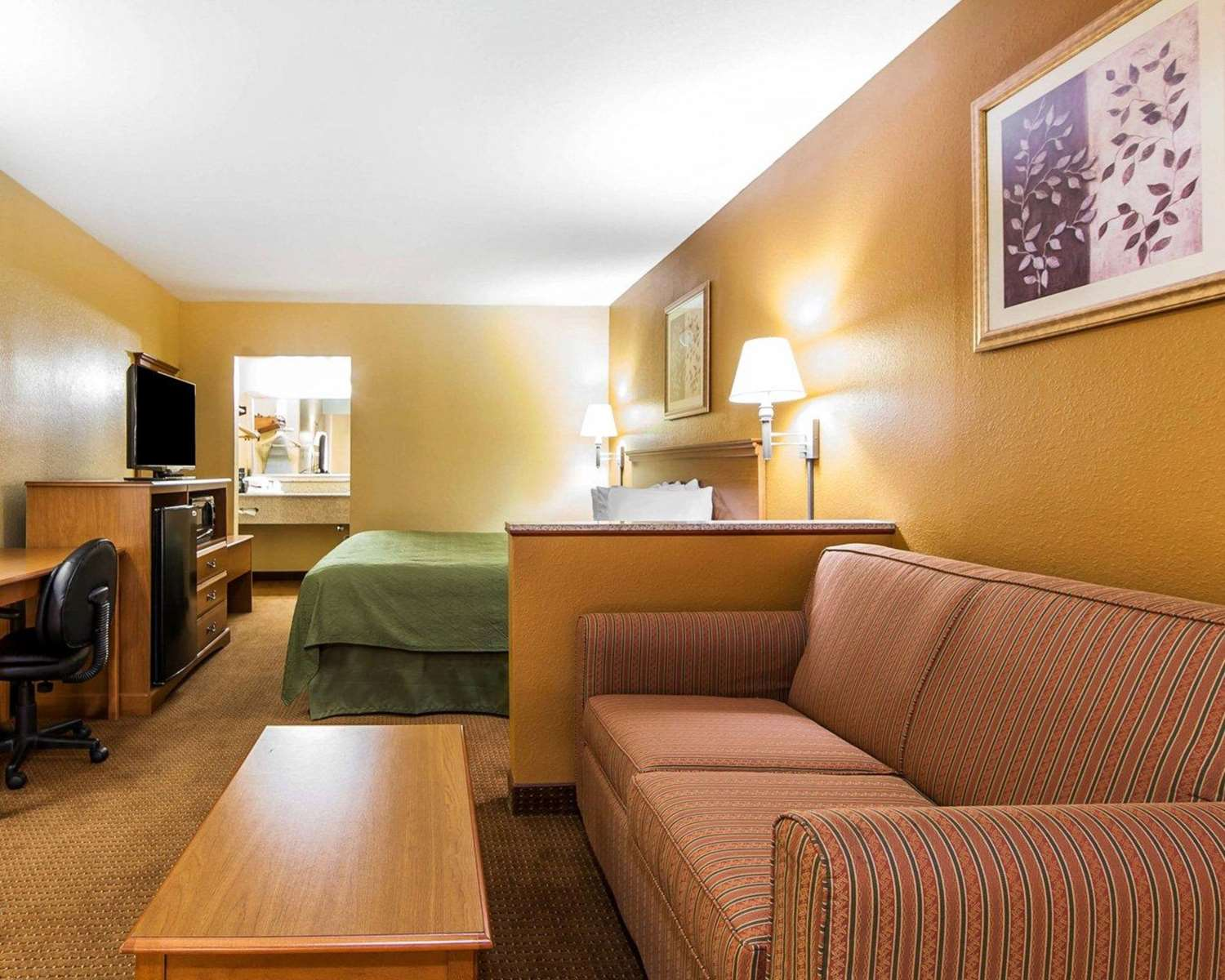 Suite - Quality Inn & Suites Cartersville
