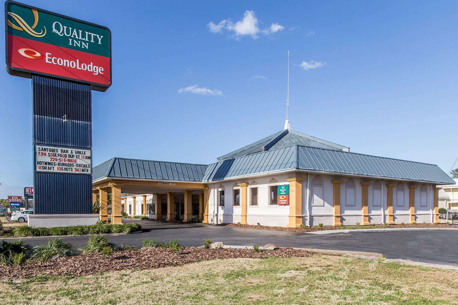 Exterior view - Quality Inn & Suites Thomasville