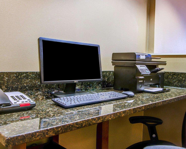 Conference Area - Comfort Suites Lawrenceville