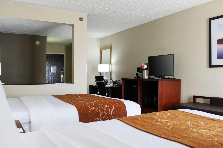 Suite - Comfort Suites Tucker