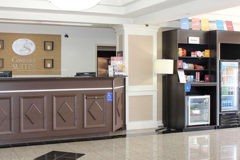 Lobby - Comfort Suites Tucker