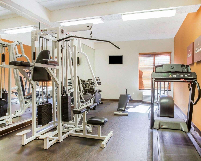 Fitness/ Exercise Room - Comfort Suites Tucker