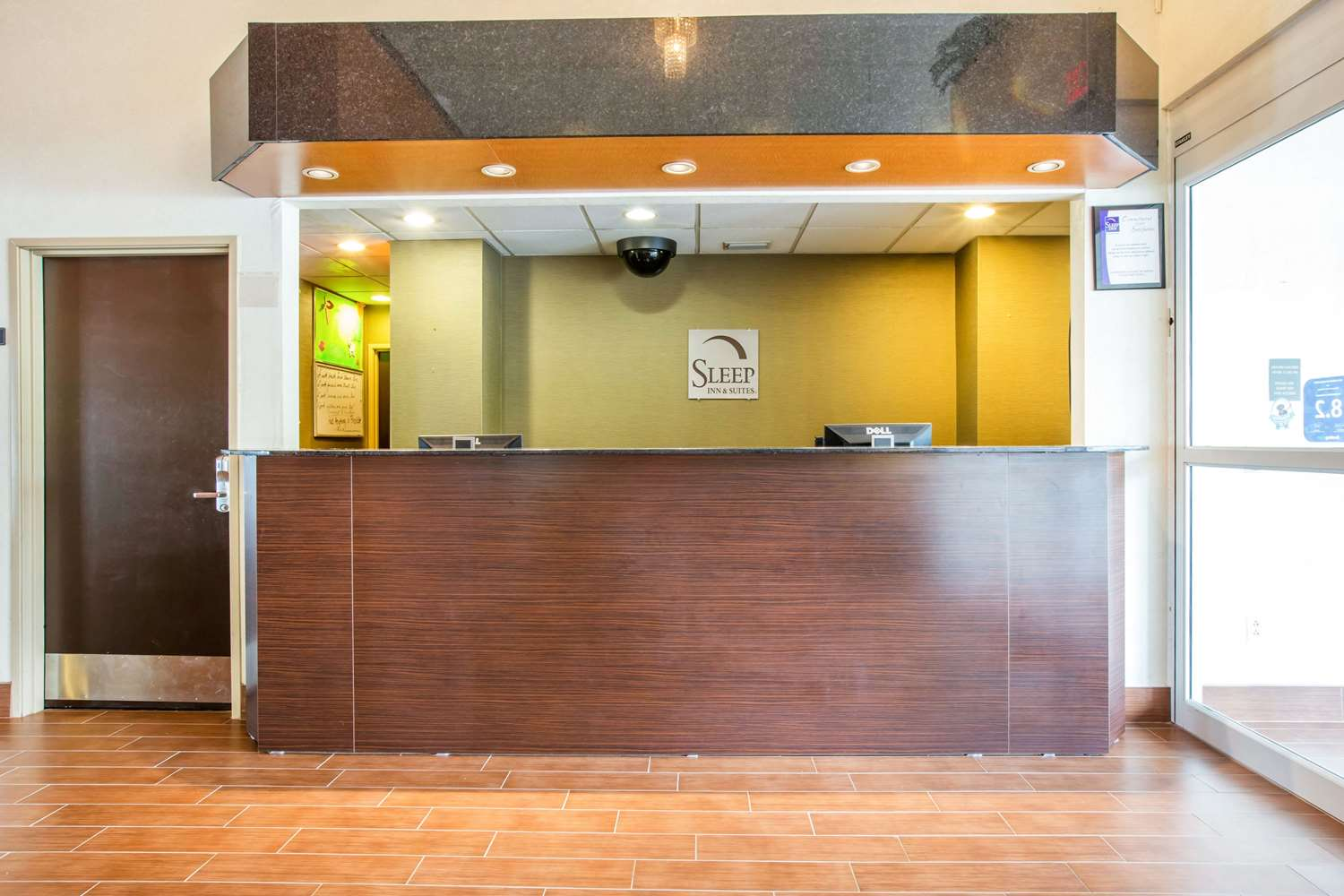 Lobby - Sleep Inn & Suites Valdosta
