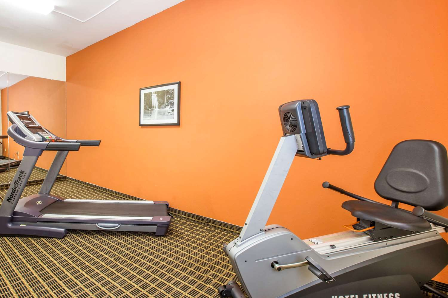 Fitness/ Exercise Room - Sleep Inn & Suites Valdosta