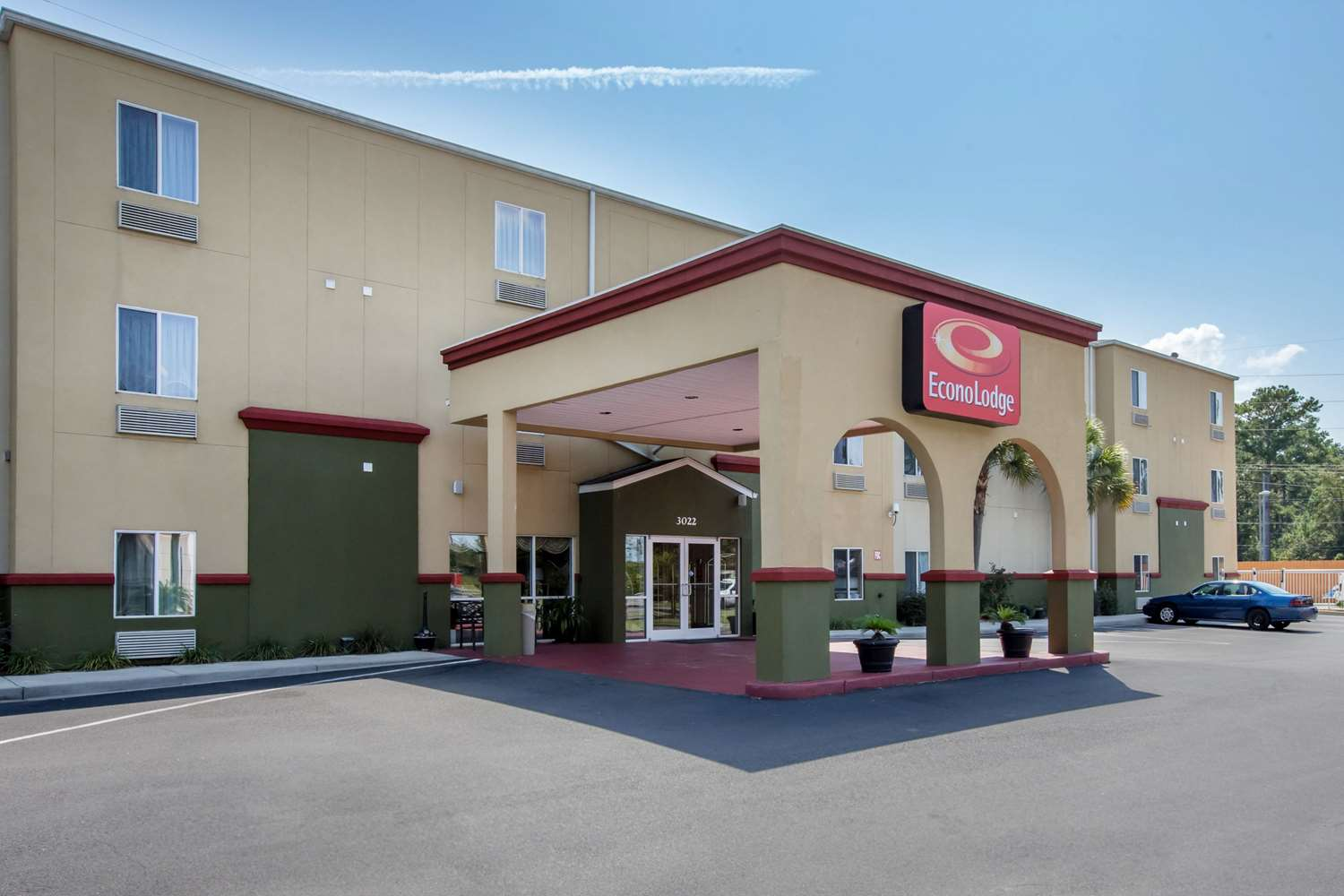 Exterior view - Econo Lodge Valdosta