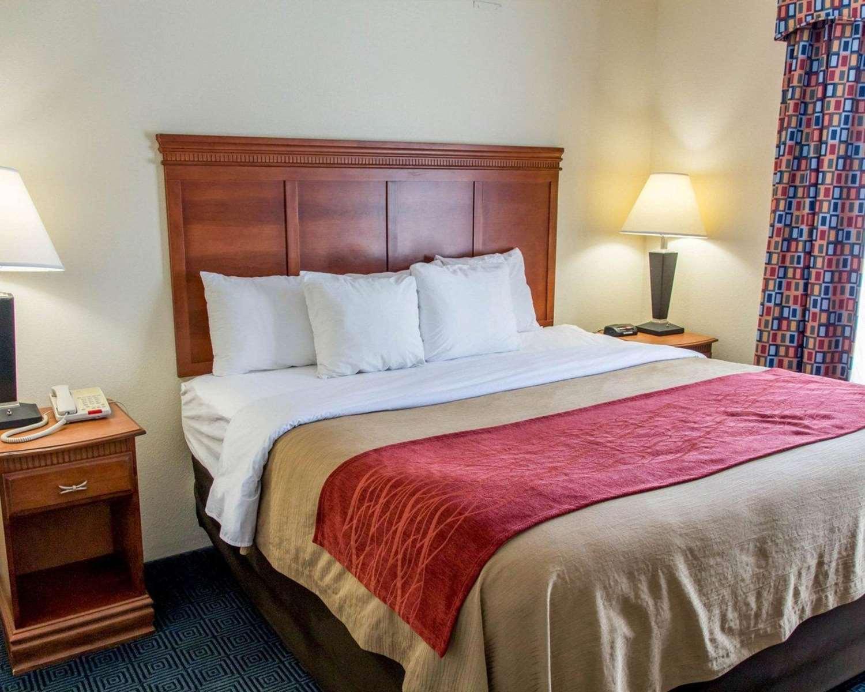 Suite - Comfort Inn & Suites Statesboro