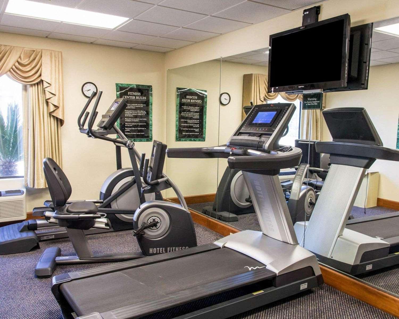 Fitness/ Exercise Room - Comfort Inn & Suites Statesboro
