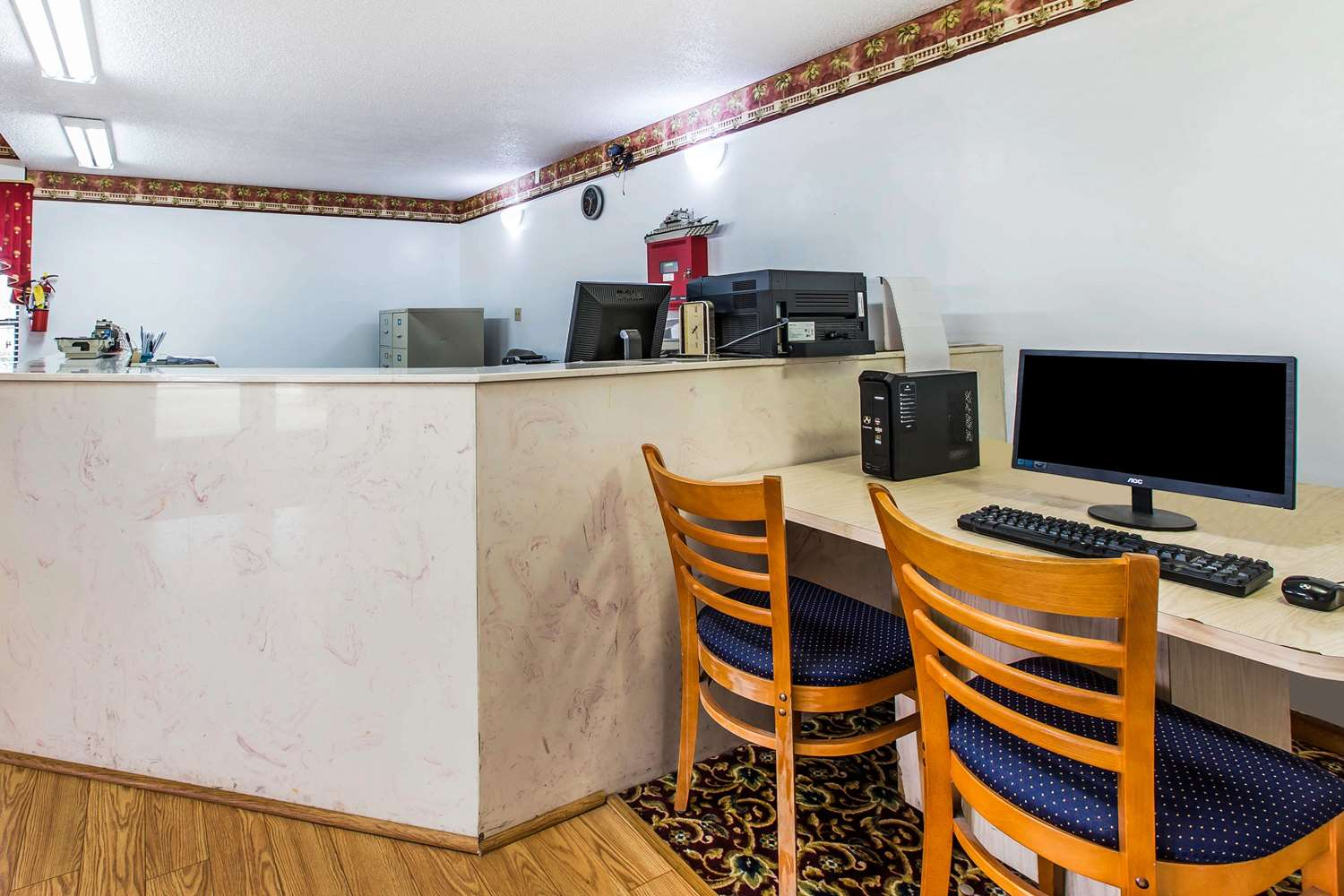Conference Area - Econo Lodge Inn & Suites Albany