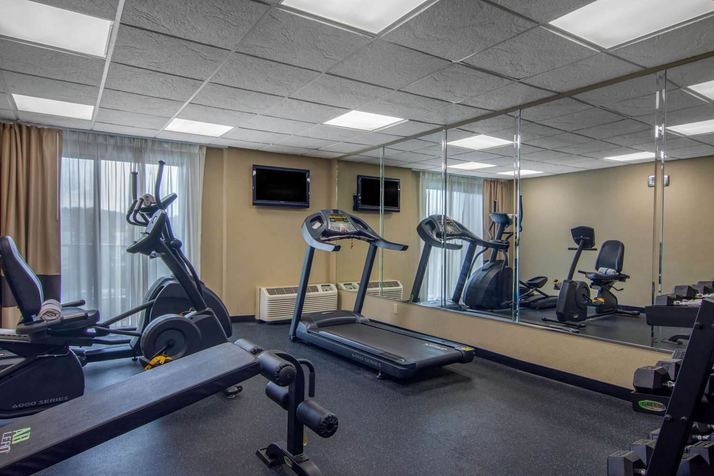 Fitness/ Exercise Room - Comfort Inn North Atlanta