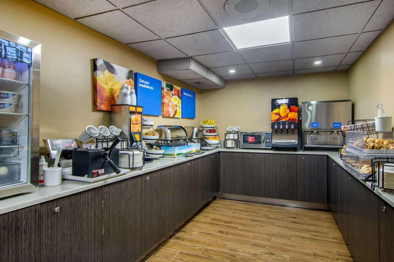 Restaurant - Comfort Inn North Atlanta